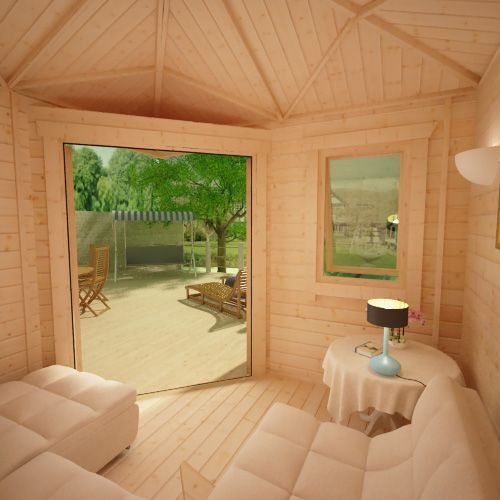1clicklogcabins-bradwell-corner-log-cabin-internal-view