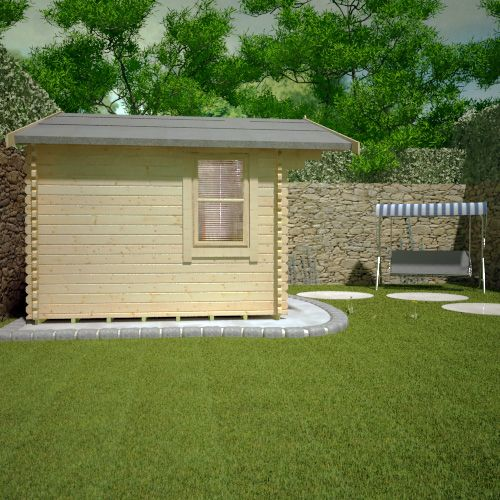 1clicklogcabins-forde-side-view