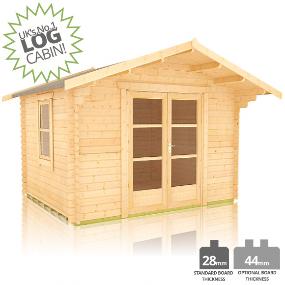 28mm_Lotherton_no1_log_cabins