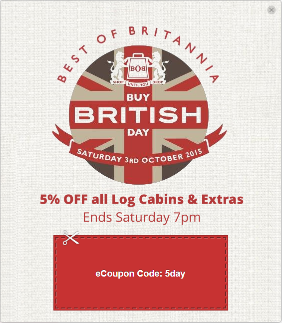 buy british weekend