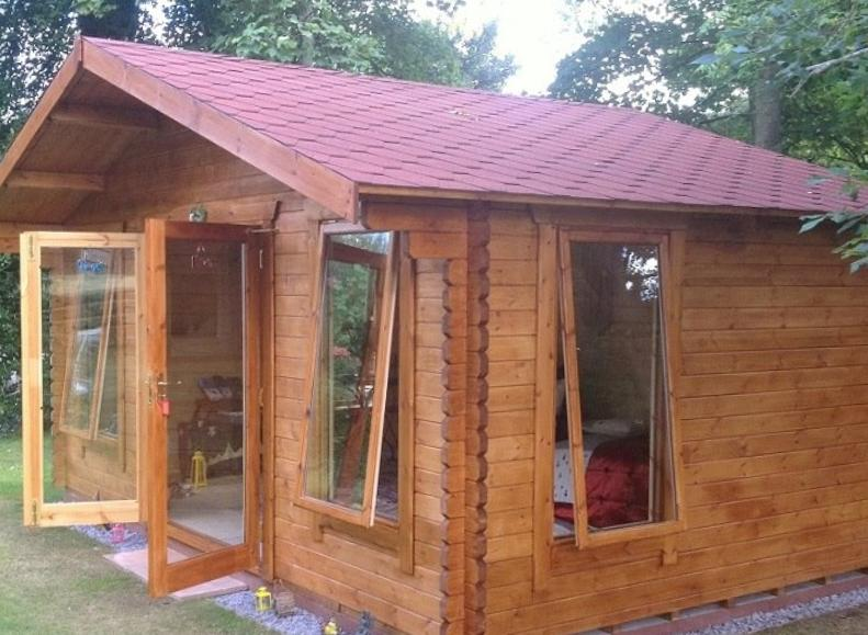 Log Cabin Style Guide 1 Click Log Cabins